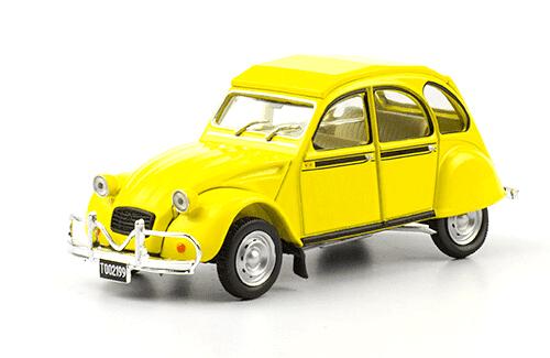 Citroën 3CV M28 1978 1:43 autos inolvidables argentinos salvat