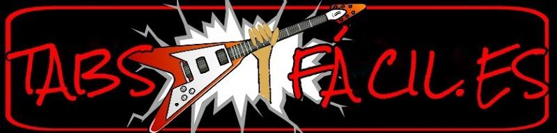 Tablaturas Fáciles para Guitarra