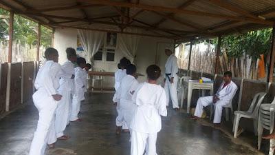 Prefeitura de Riachuelo realiza oficina de Karatê os jovens