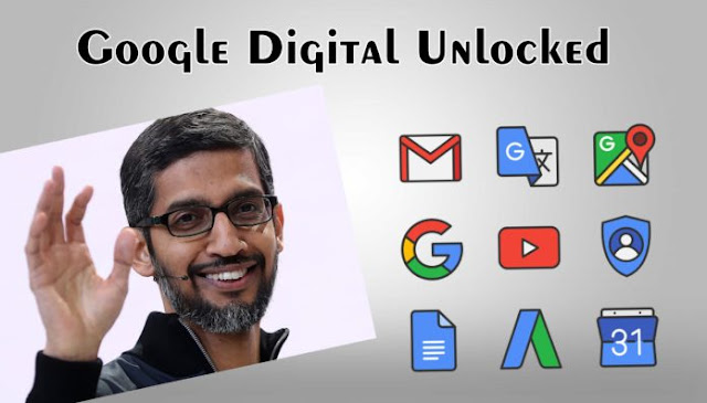 What is Google Digital Unlocked?