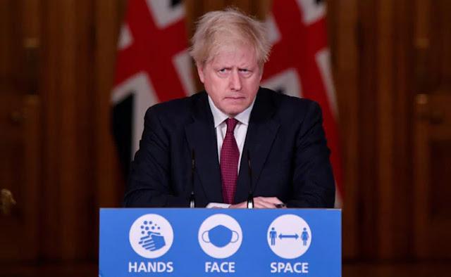 "UK new coronavirus variant ""out of control"""