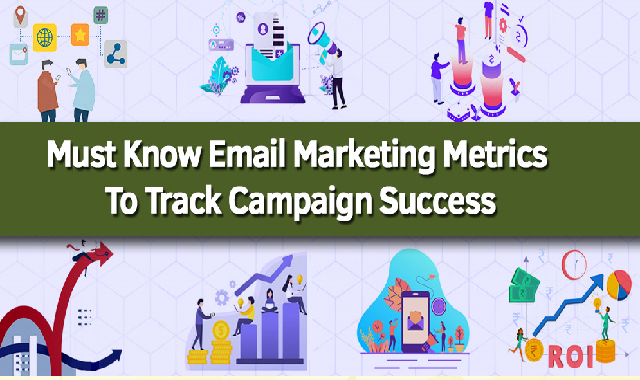 Must Know Email Marketing Metrics To Track Campaign Success #infographic
