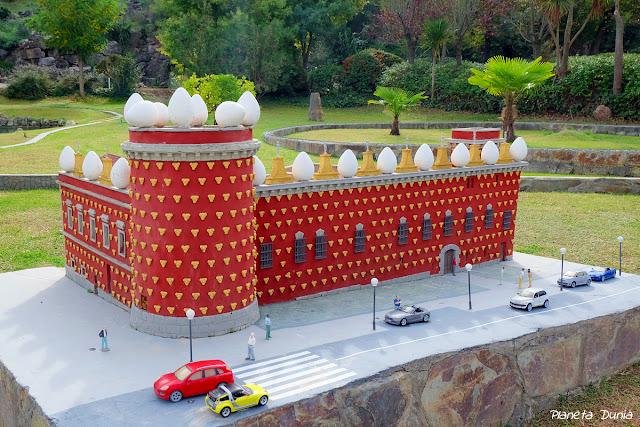 Torre Galatea del Teatre-Museu Dalí de Figueres
