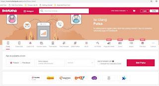 Informasi Bisnis Pulsa HP, Token PLN, Aplikasi Pembayaran Online