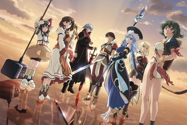 Tears To Tiara Subtitle Indonesia