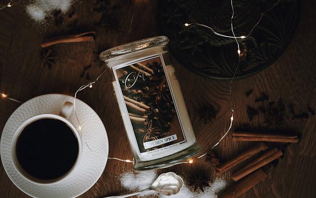 Aromatyczna kuchnia i Kitchen Spice Kringle Candle - Czytaj więcej »