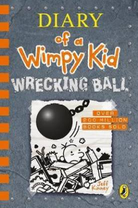 Wrecking Ball: Diary of a Wimpy Kid 14