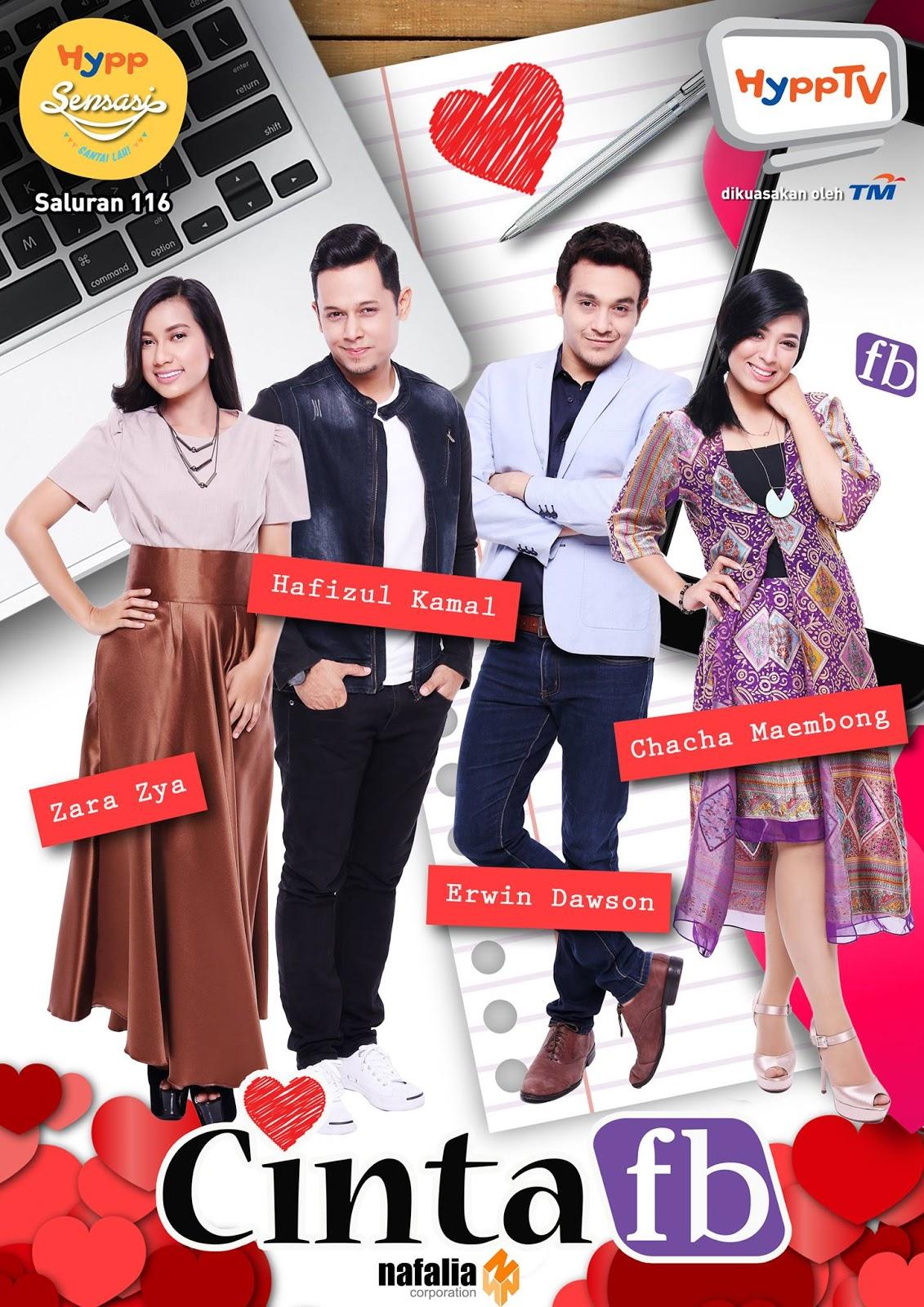 Drama Cinta FB (HyppTV)