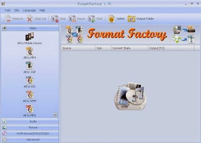 format-factory