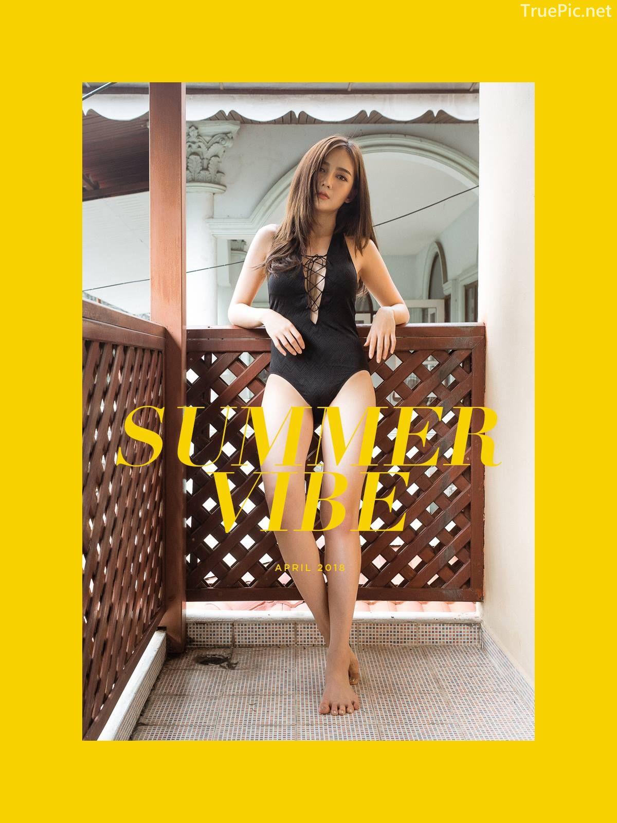 Thailand hot model Rossarin Klinhom - Photo album Summer Vibe - TruePic.net- Picture 1