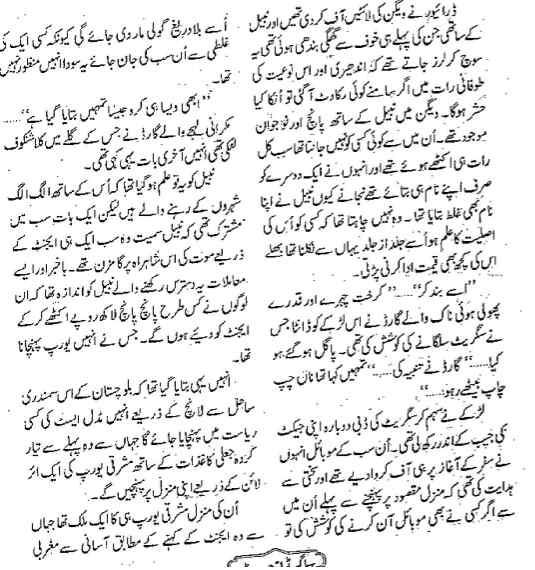 Taaqub Urdu Novel
