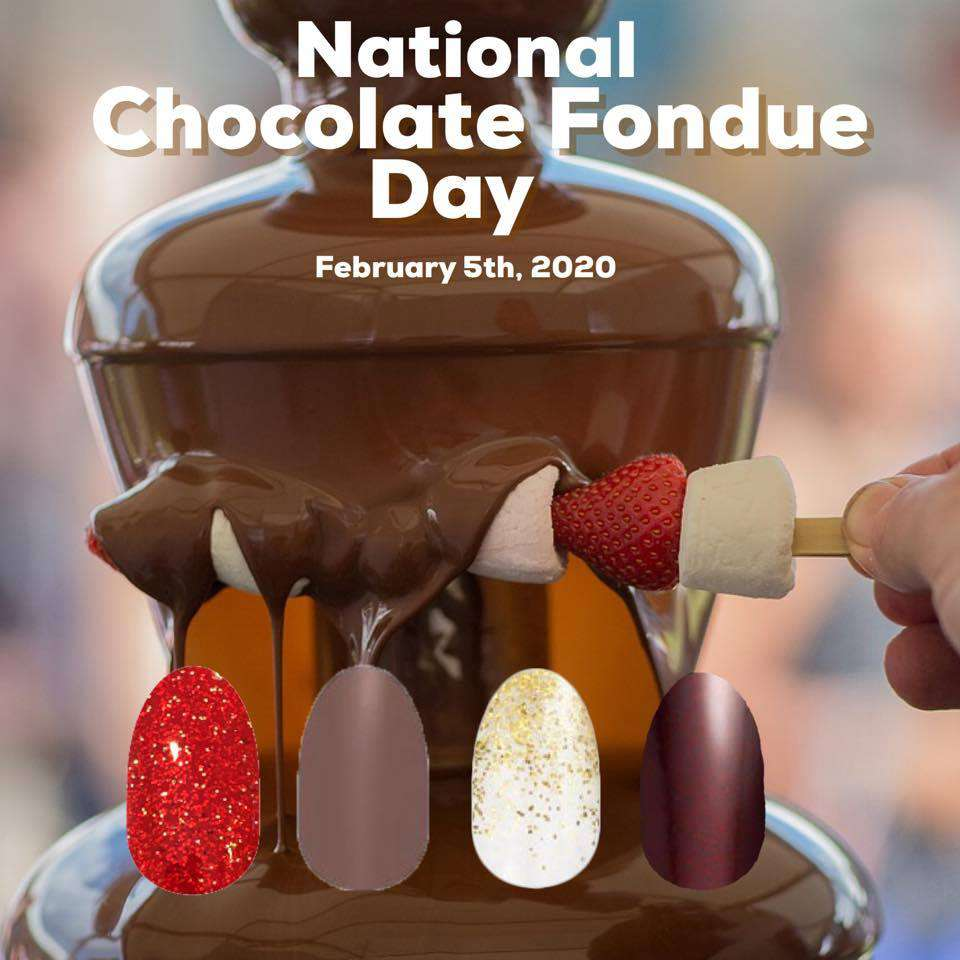 National Chocolate Fondue Day Wishes Sweet Images