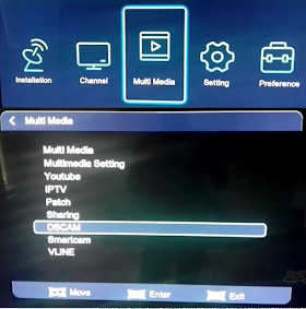 1506 Code HD Receiver All Software 2019
