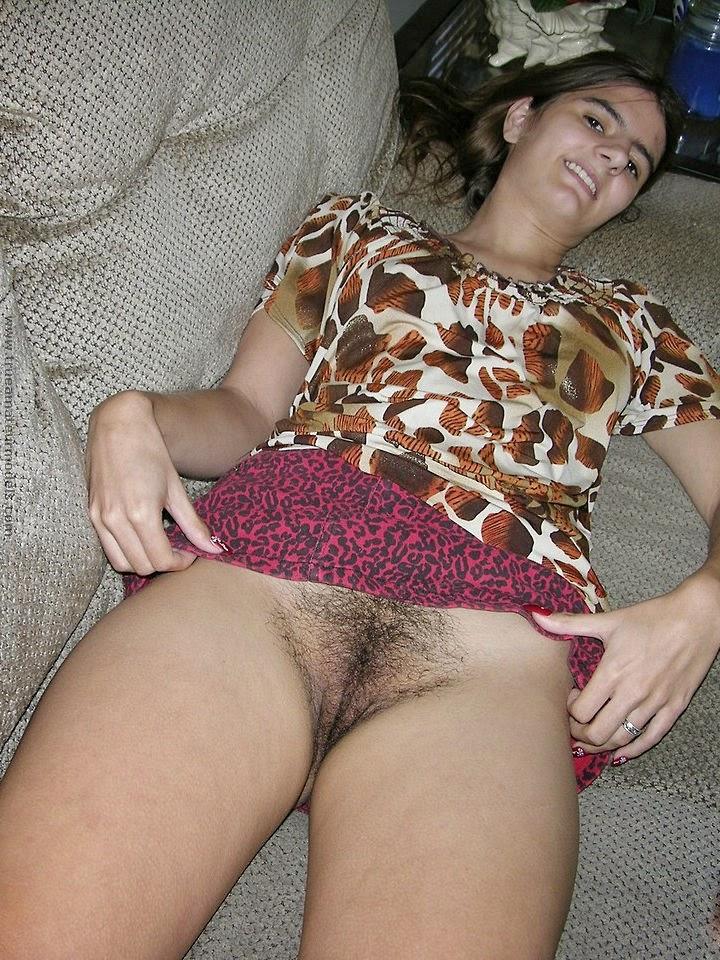 vaginas peludas menina nua