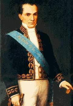 Presidente del Ecuador Vicente Rocafuerte