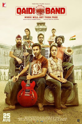 Qaidi Band Hindi Movie Star Casts