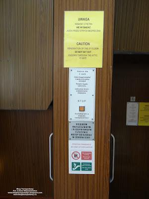 Paternoster - winda paciorkowa, Śląski Urząd Wojewódzki w Katowicach