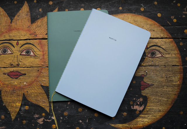 School of life minimalist notebooks