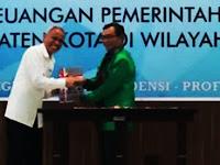 BPK Perwakilan Sulsel Kembali Anugrahi Pangkep WTP LKPD Untuk Kedelapan Kalinya