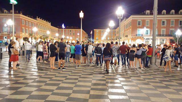 Centre-ville de Nice