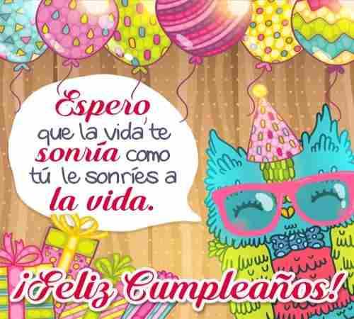 Hermosas Frases Cortas De Cumpleaños