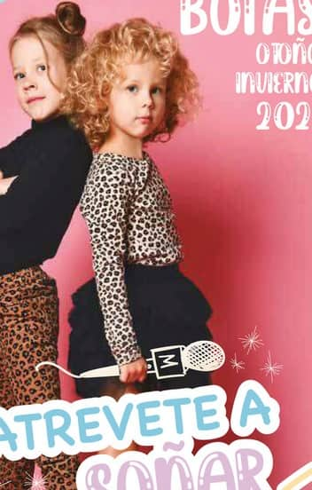 Catalogo de zapatos kids castalia  2021 otoño invierno