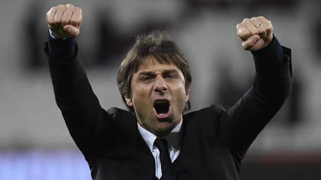 Conte Resmi Perpanjang Kontrak di Chelsea