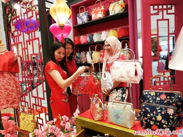 Shanghai Splendour, Intermark Mall, Kuala Lumpur, CNY 2020, Malaysia Shopping Mall Decor, Malaysia Shopping Mall, Lifestyle