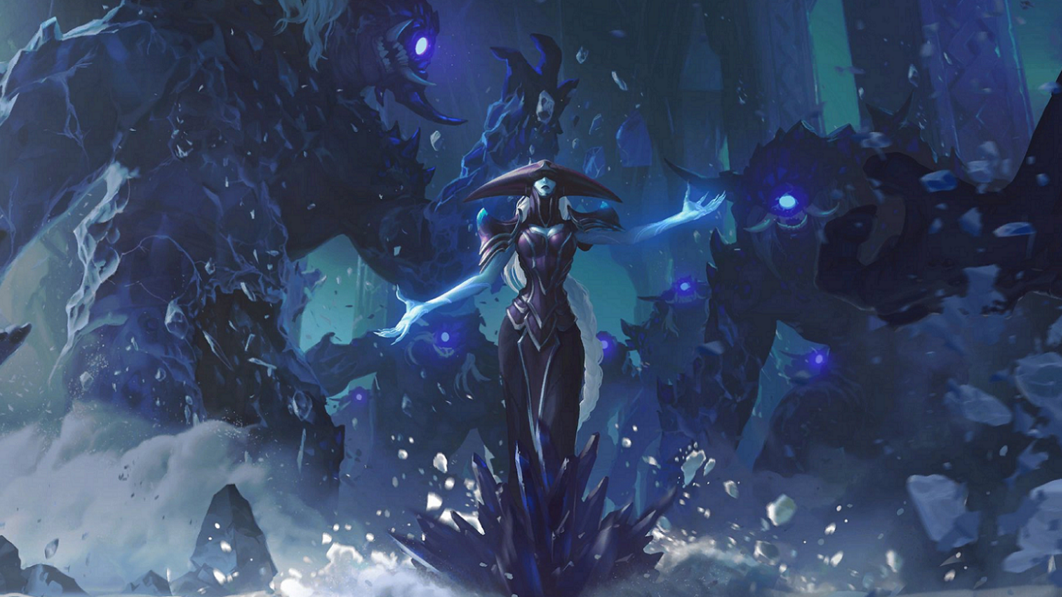 LEGENDS OF RUNETERRA: GUIDE TO THE BEST DECKS WITH LISSANDRA