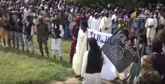Video/Photos: Boko Haram members release new video, threaten President Muhammadu Buhari