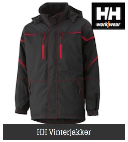 Helly Hansen vinterjakker