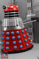Custom 'Mutation of Time' Red Dalek 19