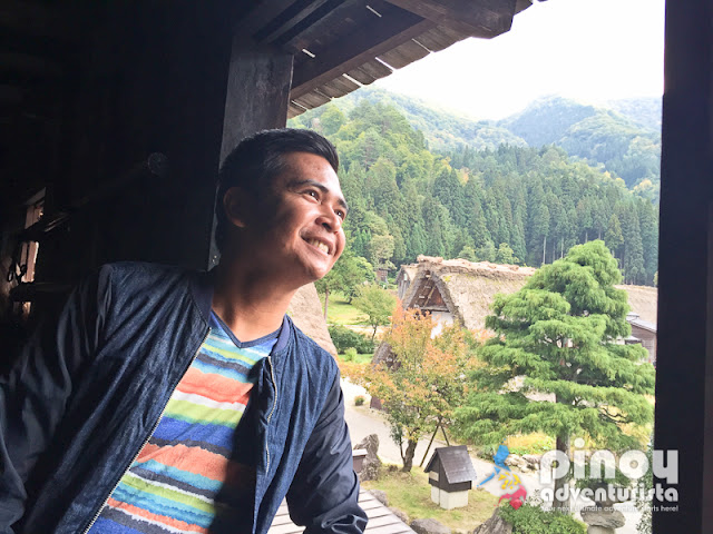 Shirakawa-go in Gifu Prefecture Japan