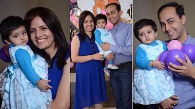 Myra Vishwakarma Parents