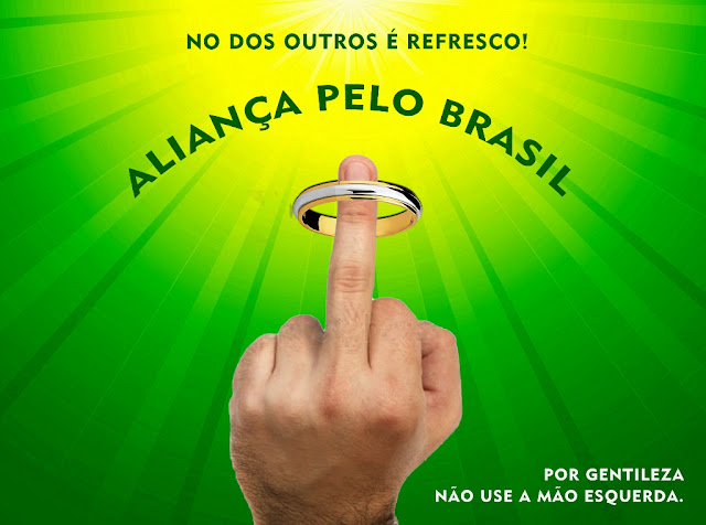 Aliança pelo Brasil, sigla, partido, bolsonaro, eleicoes 2020,