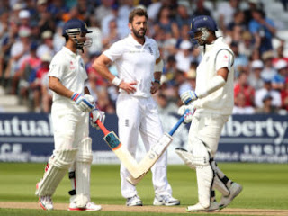 India vs Eng 1st Test Full Scorecard 2016