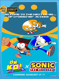 OK K.O! Vayamos a conocer a Sonic (2019) HD [1080p] Latino [GoogleDrive] PGD