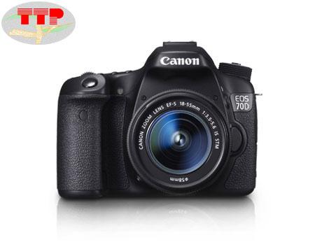 Máy ảnh Canon EOS 70D Kit Lens 18-55 IS STM