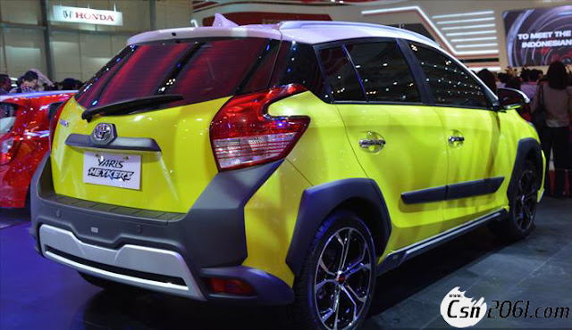 YARIS HEYKERS Crossover SUV
