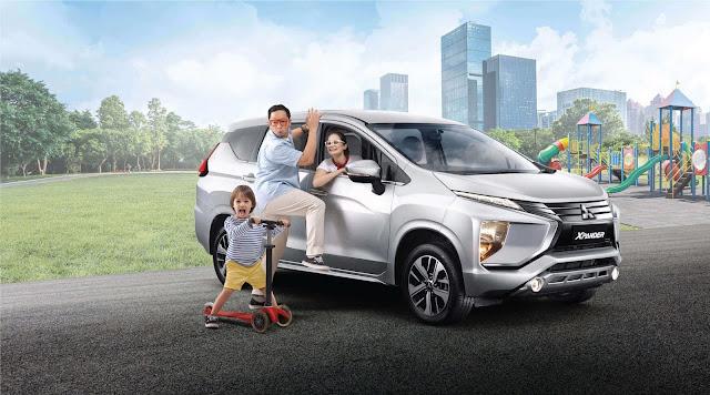 Ini Alasan Kenapa Mitsubishi Xpander Jadi Mobil Keluarga yang Banyak Dipilih