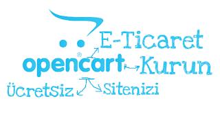 Ücretsiz Opencart ( E-Ticaret ) Sitesi Açmak