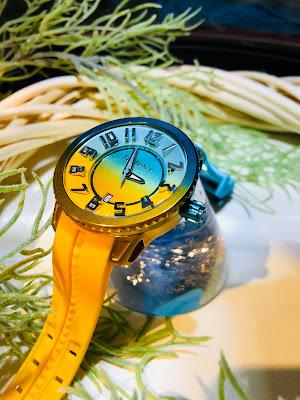 TENDENCE DE'COLOR テンデンス ディカラー 福岡 時計