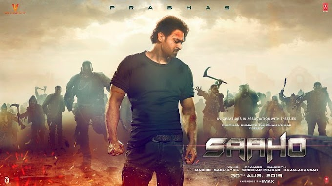 Saaho 2019 Hindi 720p 480p pDVDRip