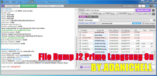 File Dump J2 Prime Langsung On