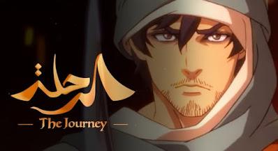 The Journey! Anime Garapan Arab Saudi dan Jepang Akan Tayang Pada Musim Panas 2021