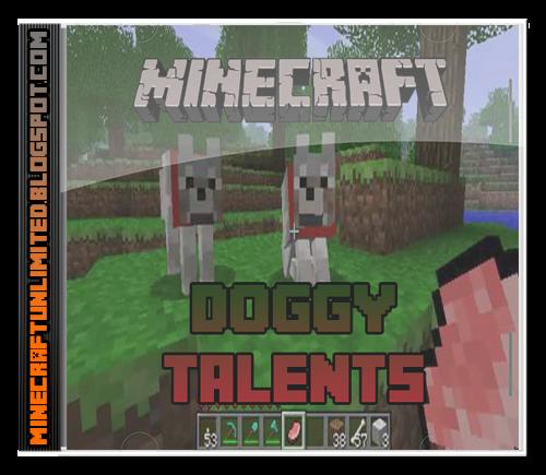 minecraft mods doggy talents 1.7.10