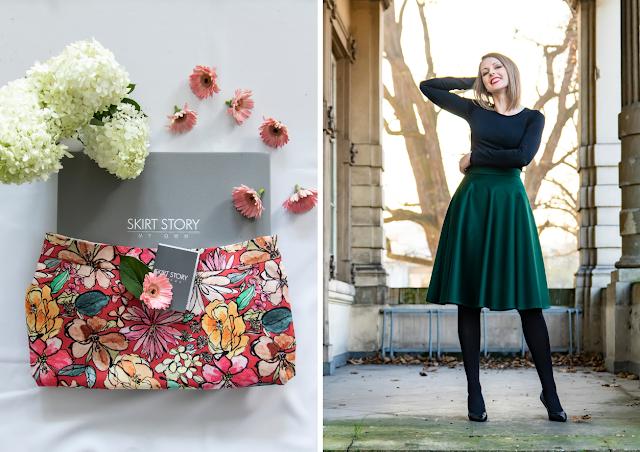 Moja marka Skirt Story - Katarzyna Błachut i jej kreator spódnic