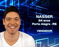 BBB13 Nasser Rodrigues