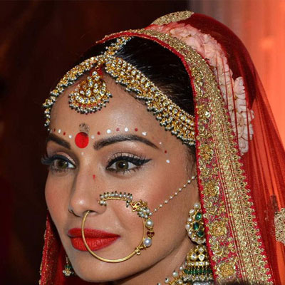 Bridal Makeup Indian