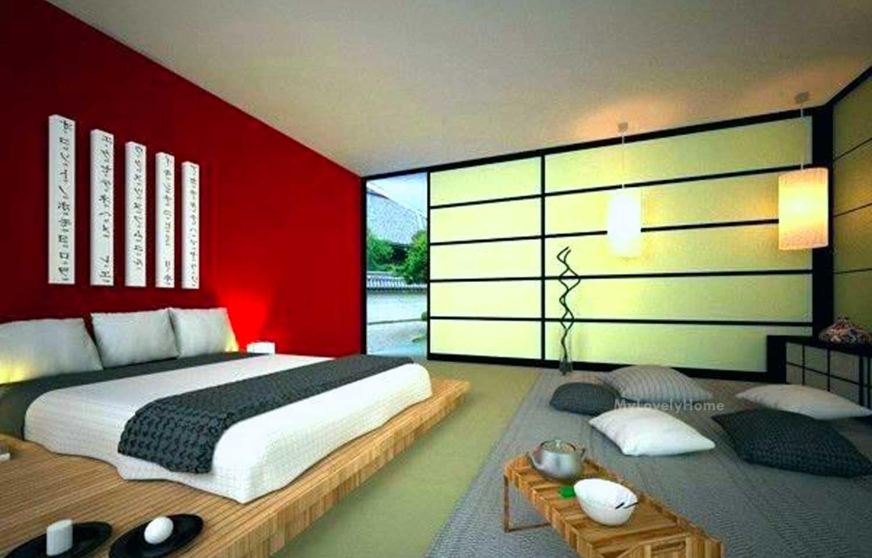 Modern Japanese Bedroom Decor Ideas - My Lovely Home